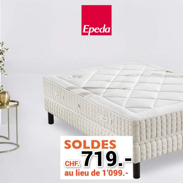 epeda ressort milano matelas n1. Black Bedroom Furniture Sets. Home Design Ideas