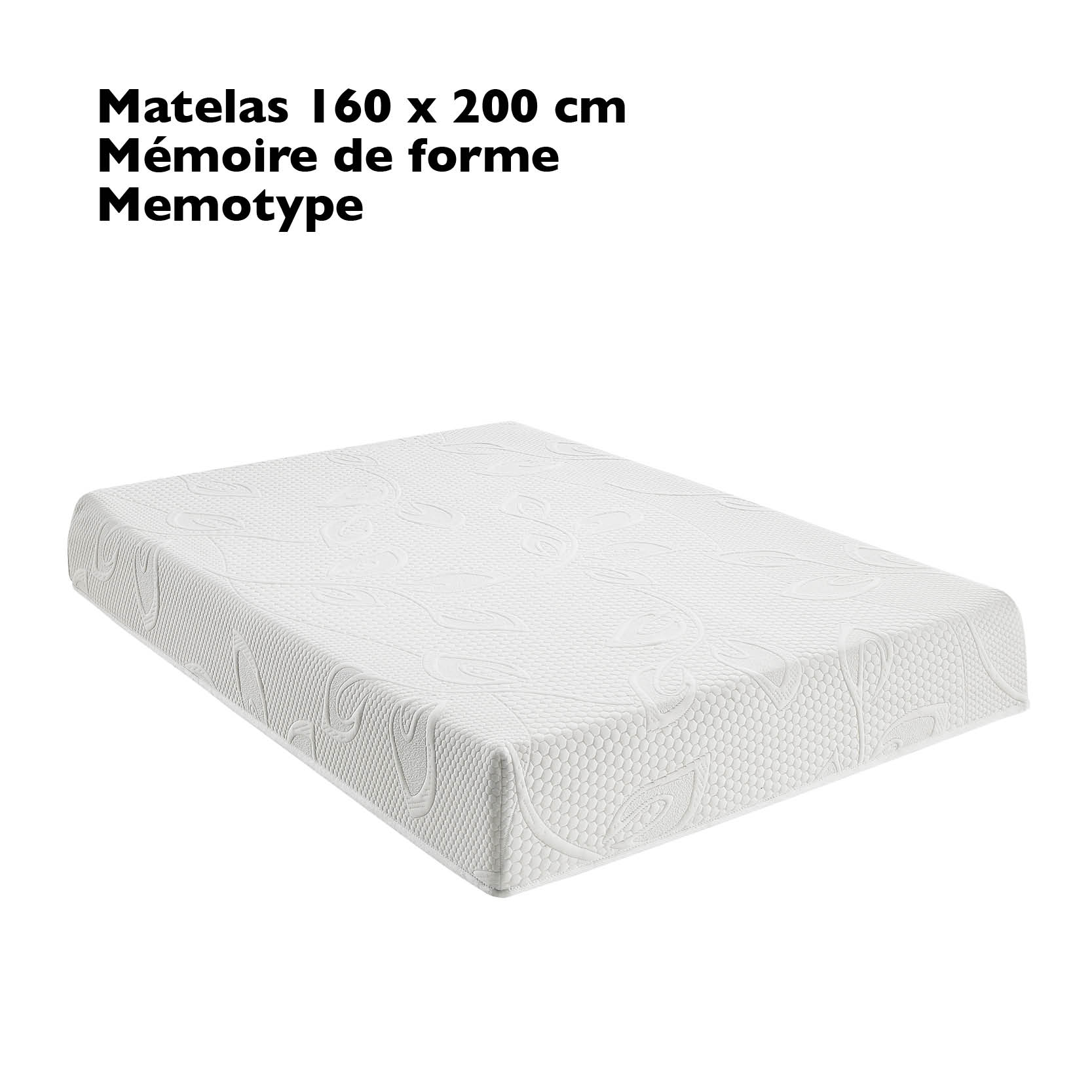 matelas mousse 160 x 200 chf 499 matelas n1. Black Bedroom Furniture Sets. Home Design Ideas