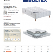 Fiche de prix Bultex Alecto