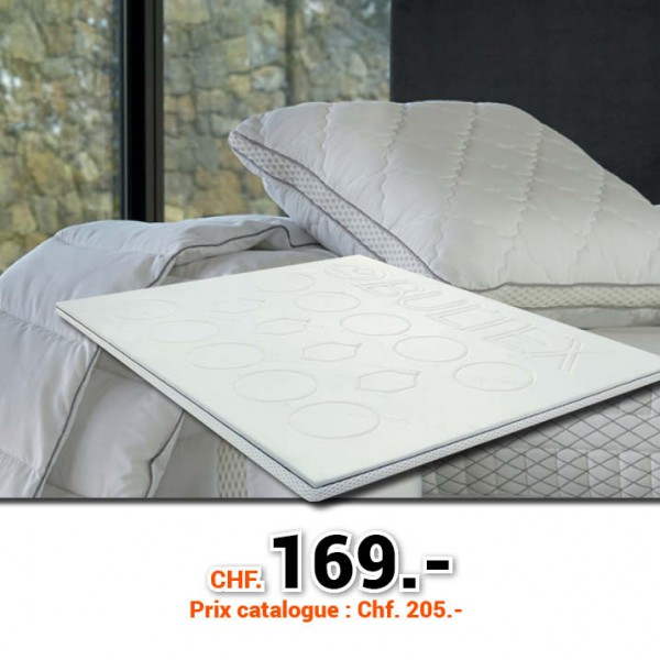 surmatelas confort matelas n1. Black Bedroom Furniture Sets. Home Design Ideas